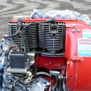 mcculloch bp399t engine