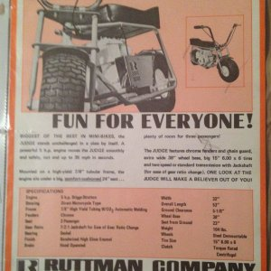 Ruttman Judge Brochure