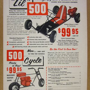 500 Industries Brochure