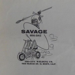 Savage Brochure
