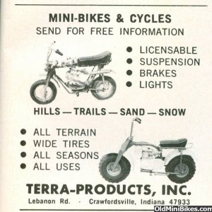 Terra Products Brochure