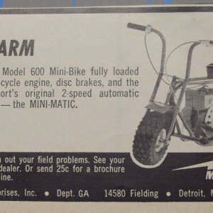 Lil Indian 600 Brochure