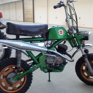 BENELLI MOTOBI MINI CROSS