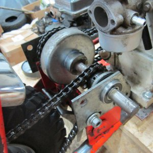 2 Speed Jackshaft Clutch