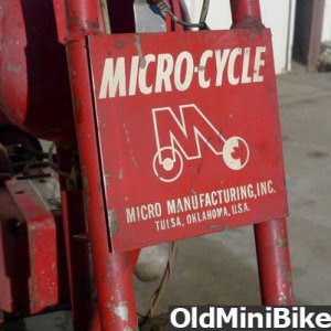 Micro Cycle Rebel