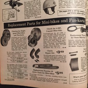 Sears 1971 Catalog Ads