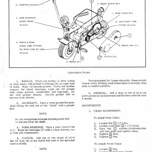 E-Series, Operating and Maintenance Instructions with Parts List