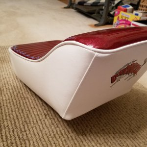 Broncco mini bike seat
