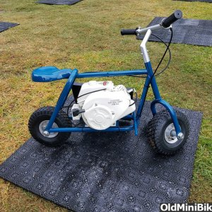 Flea mini bike
