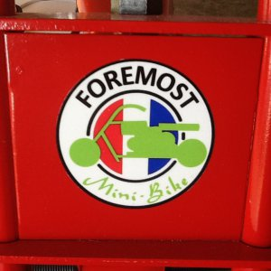 Foremost Decal