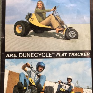 APE Dune Cycle