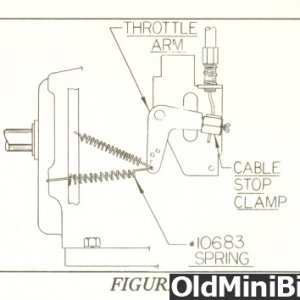 schematic for old style tecumseh throttle hook up