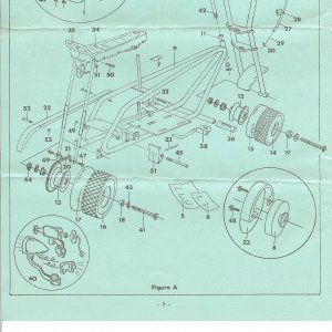 1968 Lark parts diagram
