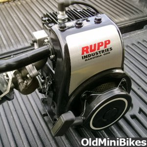 HS 50 For Rupp