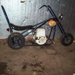 Powerdyne Chopper